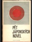 Pět japonských novel  - náhled