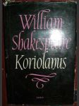 Koriolanus - W. Shakespeare - náhled