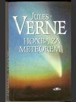 Honba za meteorem - J. Verne - náhled