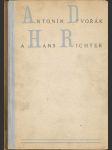 Antonín Dvořák a Hans Richter - náhled