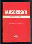 Modest petrovič musorgskij - náhled