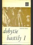 Dobytie Bastily I.-II. - náhled