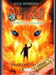 Magnus Chase a Bohovia Asgardu - Prastarý meč - náhled