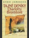 Tajné deníky Charlotty Brontëové  - náhled