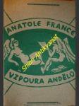 Vzpoura andělů - france anatole - náhled