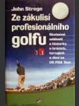 Ze zákulisí profesionálního golfu - náhled