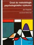 Úvod do metodologie psychologického výzkumu (Jak zkoumat lidskou duši) - náhled