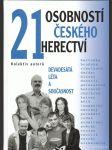 21 osobností českého herectví - náhľad