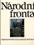 Národní fronta Československé socialistické republiky - náhľad