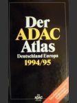 Deutschland + Europa 1994/95 - náhled