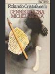 Denník blázna Michelangela - náhled