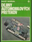 Dejiny automobilových pretekov - náhled