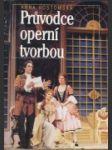 Průvodce operní tvorbou - náhled