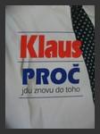 Klaus: Proč jdu znovu do toho - náhled