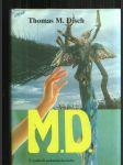 M.D. - V osidlech pohanského boha - náhled