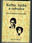 Kafka, láska a odvaha (Život Mileny Jesenské) - náhľad