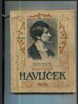 Kalendář Havlíček s přílohou zábavně poučnou na přestupný rok 1928, roč. XXVI. - náhled