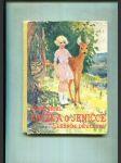 Knížka o Jeničce, lesním děvčátku - náhled