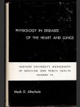 Physiology in Diseases of the Heart and Lungs - náhled