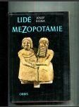 Lidé z Mezopotámie (Cestami dávné civilizace a kultury při Eufratu a Tigridu) - náhled