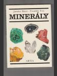 Minerály - náhled