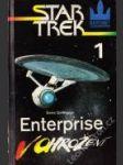 Star Trek TOS 1 - Enterprise v ohrožení - náhled