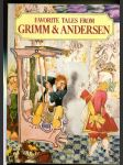 Favorite Tales from Grimm & Andersen - náhled