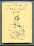 Karel Václav Klíč (O zapomínaném umělci, který se stal vynálezcem) - náhled