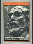 Kalendář Družstevní práce 1933 (27 fotografií Josefa Sudka) - náhled