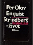 Strinberg - život - náhled