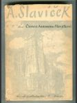 Čtení o Antonínu Slavíčkovi - náhled