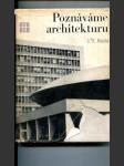 Poznáváme architekturu - náhled