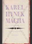 Karel Hynek Mácha (Život uchvatitele lásky) - náhled