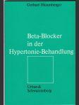 Beta-Blocker in der Hypertonie-Behandlung - náhled
