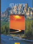 Atlas der Traumstrassen - náhled