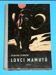 Lovci mamutů (Ilustr.Z.Burian) - náhled
