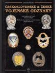 Československé a české vojenské odznaky - náhled