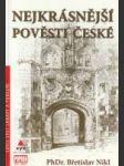 Nejkrásnější pověsti české - náhled
