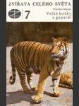 Velké kočky a gepardi - náhled