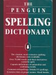 The Penguin Spelling Dictionary - náhled