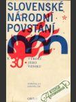 Slovenské národní povstání - náhled