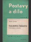 Šaldovo češství, Poznámky a citáty - náhled