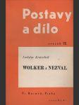 Wolker a Nezval - náhled