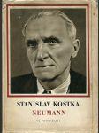 Stanislav Kostka Neumann ve fotografii - náhled