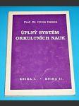 Úplný systém okultních nauk - 1.+2. díl - náhled