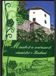 Minulost a současnost vinařství v Kadani - náhled