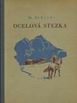 Ocelová stezka - dobrodružný román - náhled