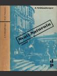 Svatý Saturnin, román - náhled