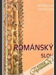 Románský sloh - náhled