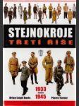 Stejnokroje třetí říše 1933-1945 - náhled